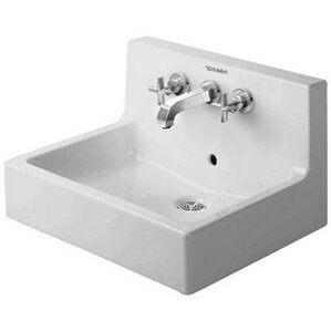 Wall Mounted Sinks Bathroom wall mounted sinks you'll love | wayfair