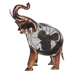 African Elephant Figurine 7