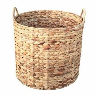 Water Hyacinth Storage Round Basket  sc 1 st  Wayfair & Water Hyacinth Baskets | Wayfair.co.uk