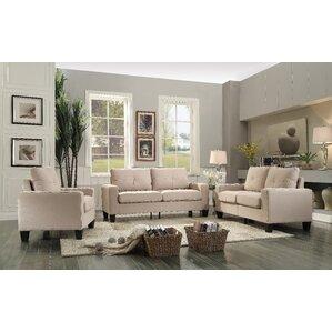 white living room set. Tiff Configurable Living Room Set White Sets You ll Love  Wayfair