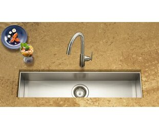 Zero Radius Undermount Sink   Wayfair on zero radius bar sink, zero radius blanco sink, zero radius farmhouse sink,