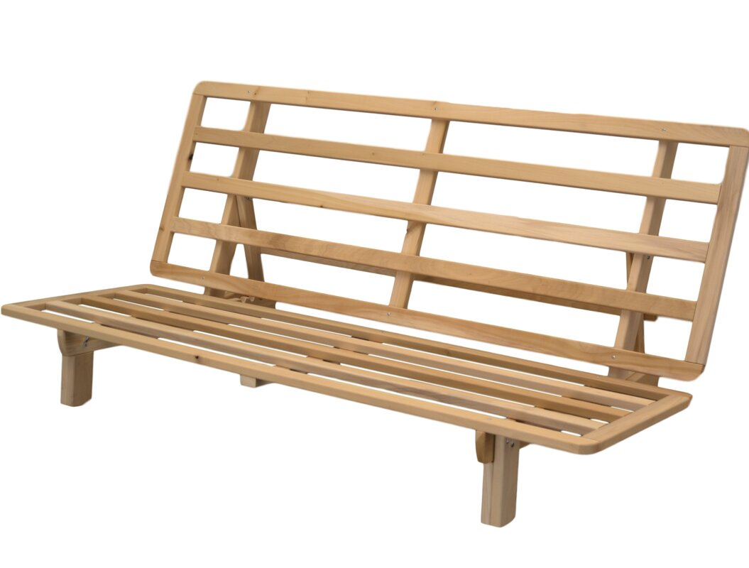 tewkesbury bifold futon frame andover mills tewkesbury bifold futon frame  u0026 reviews   wayfair  rh   wayfair