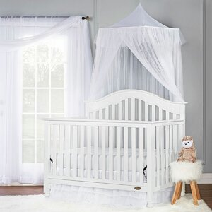 Charlotte 4-In-1 Convertible Crib