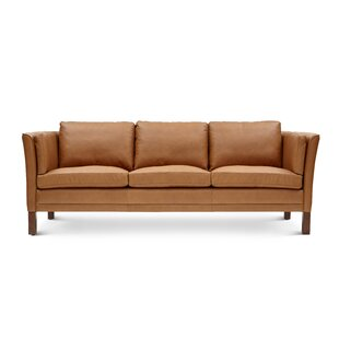 Theo Leather Sofa