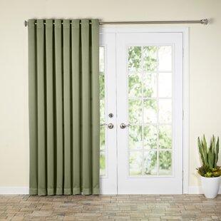 Modern Contemporary Sliding Patio Door Curtains Allmodern