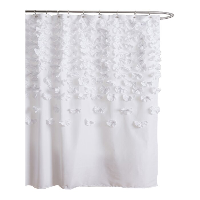 pollie shower curtain