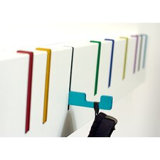Modern Wall Coat Rack modern wall mounted coat racks | allmodern