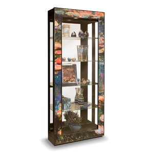 ArtWorks Lighted Curio Cabinet by Philip ..