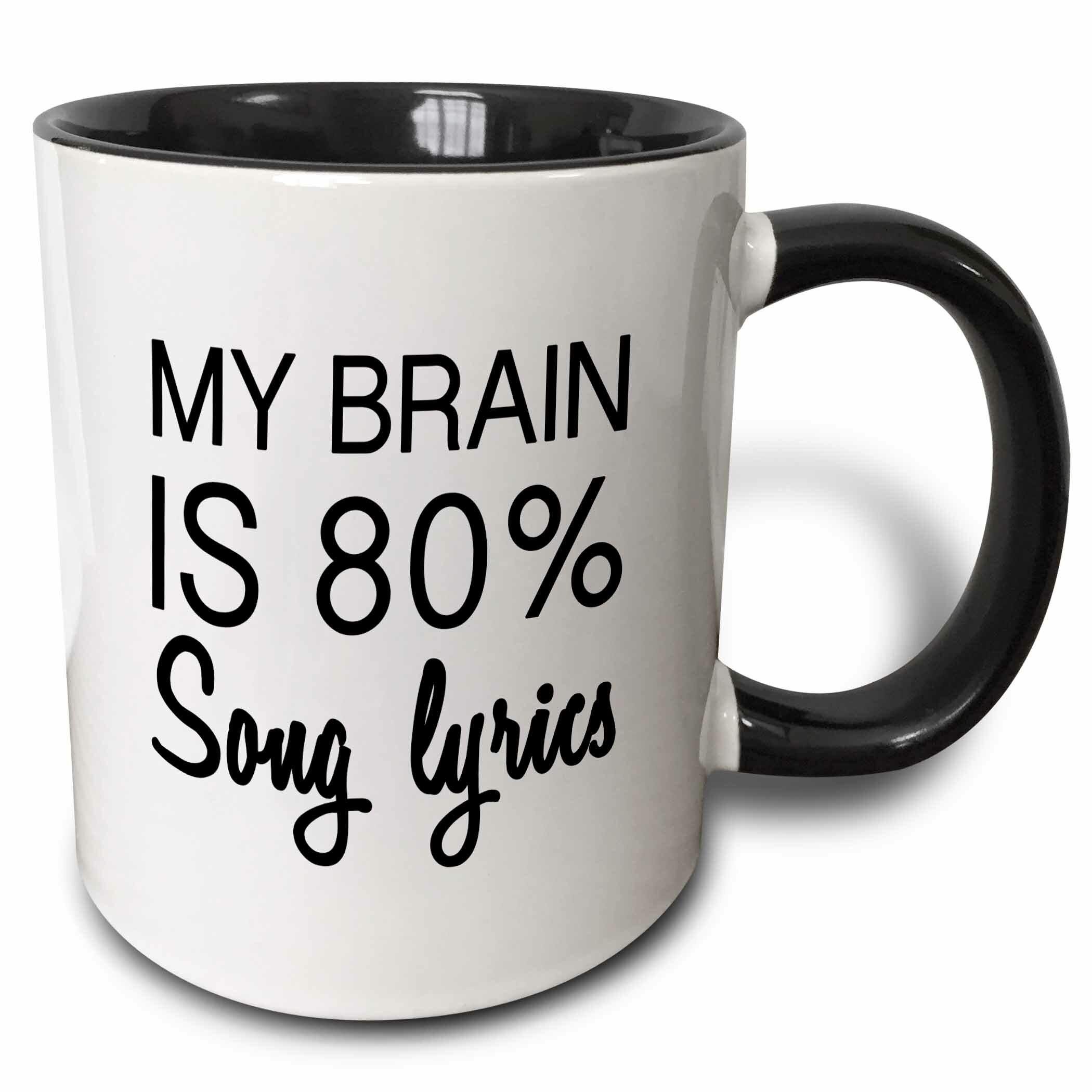 Urban 80 Song East My MugWayfair Lyrics Brain Coffee Home Percent Is eDE9W2YbHI