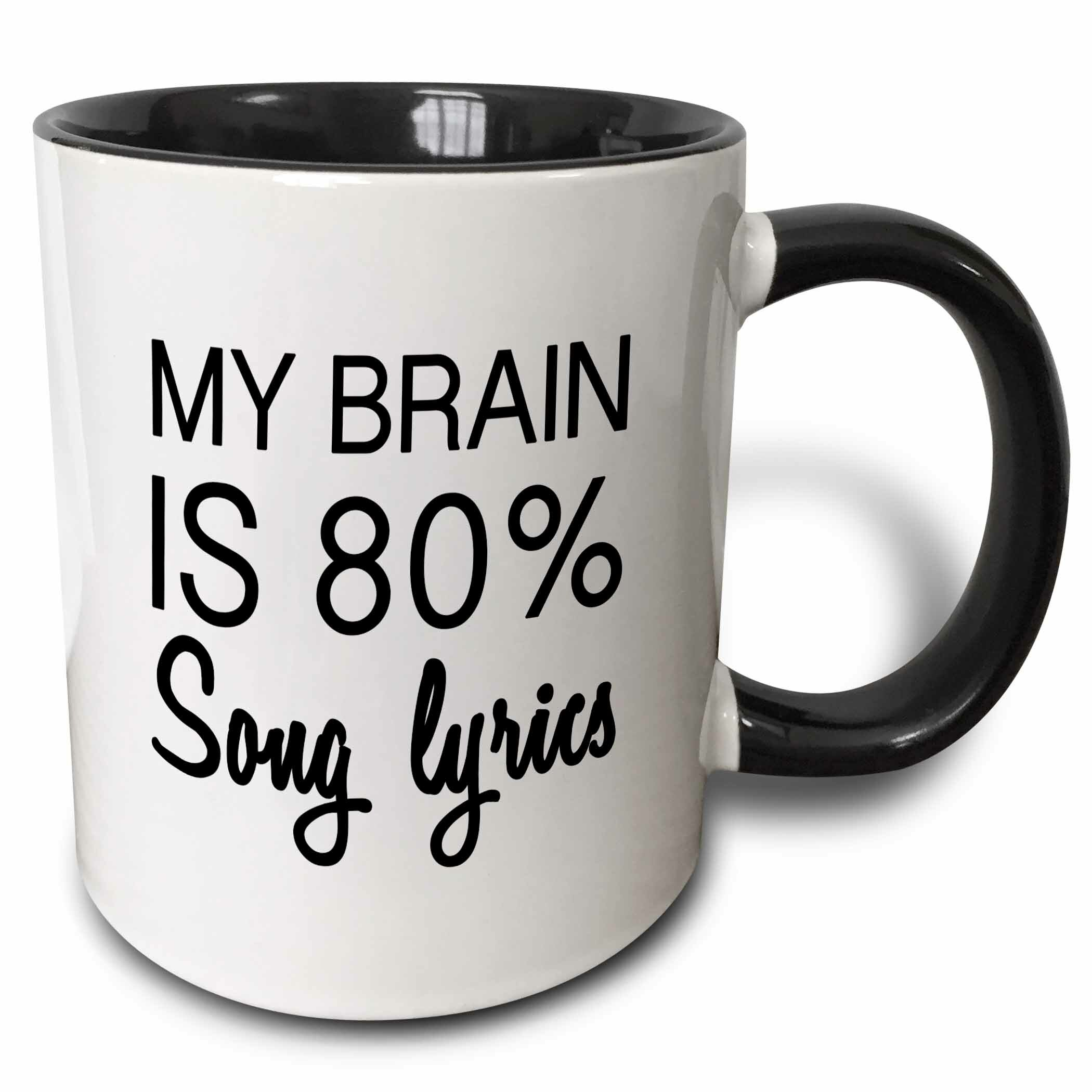 Urban Brain Song Lyrics MugWayfair Percent East Is 80 My Coffee Home 0PknOX8w