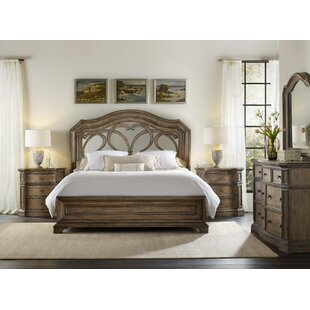Solana Panel Configurable Bedroom Set. By Hooker Furniture