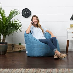 Big Joe Lux Bean Bag Chair. by Comfort Research 39718e7394239