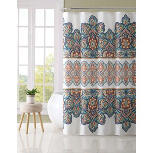 brown and orange shower curtain. Save Shower Curtains  Styles For Your Home Joss Main