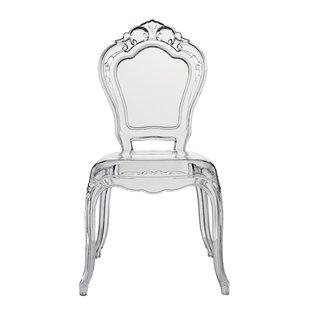 Clear Acrylic Ghost Chairs | Wayfair