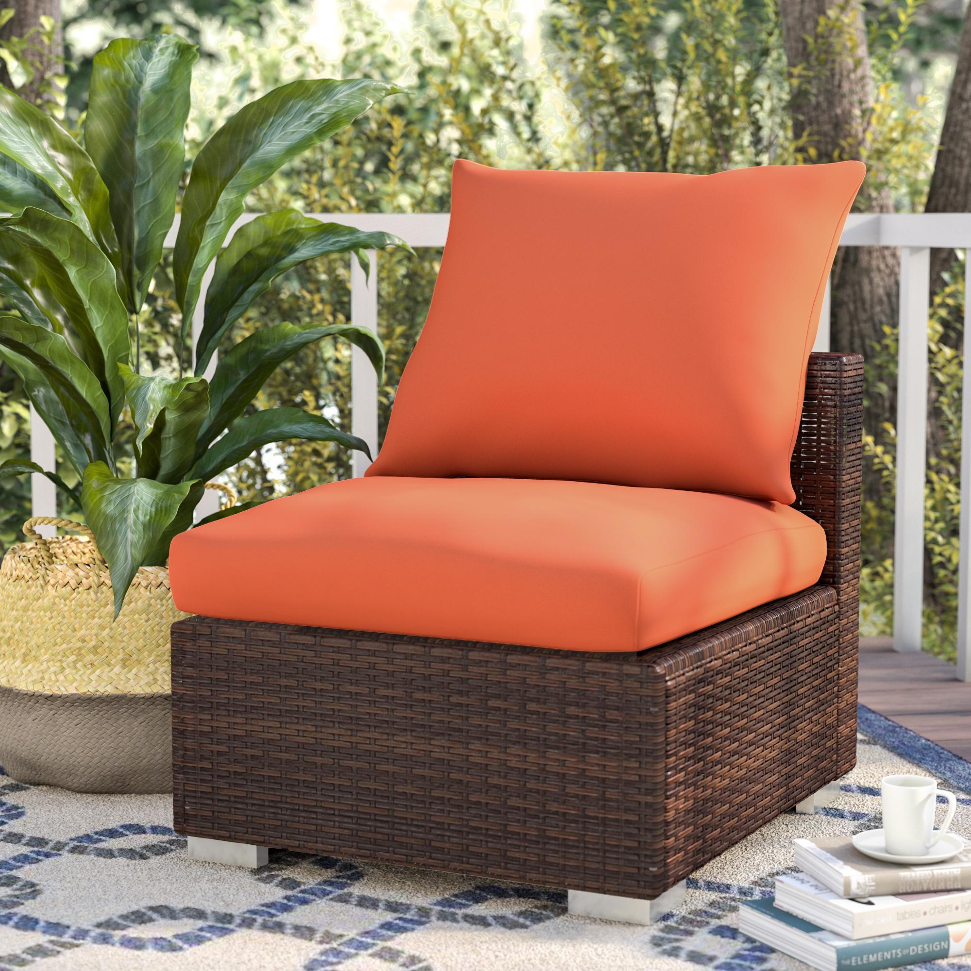 Sunbrella Patio Lounge Chairs