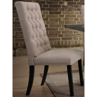 Tweedy Upholstered Dining Chair (Set of 2)