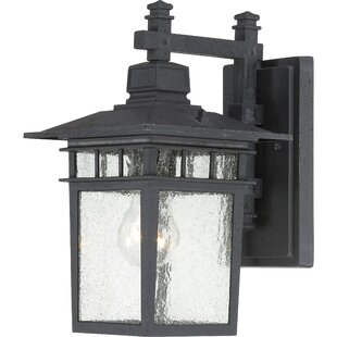 Valeri 1 Light Outdoor Wall Lantern