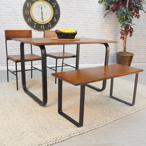 Orient Dining Table by Trent Austin Design