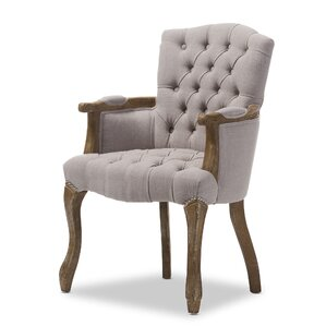 Pegasi French Provincial Armchair by Latitud..