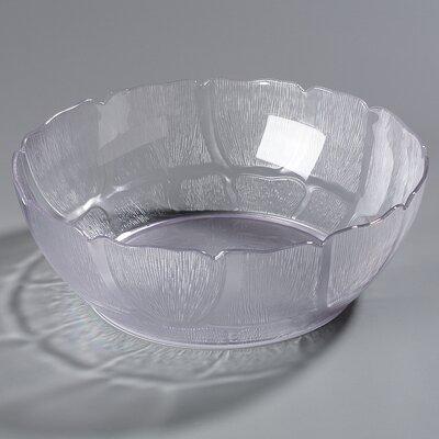 Carlisle Food Service Products Petal Mist 182.4 Oz. Serving Bowl (Set of 4)  Color: Clear