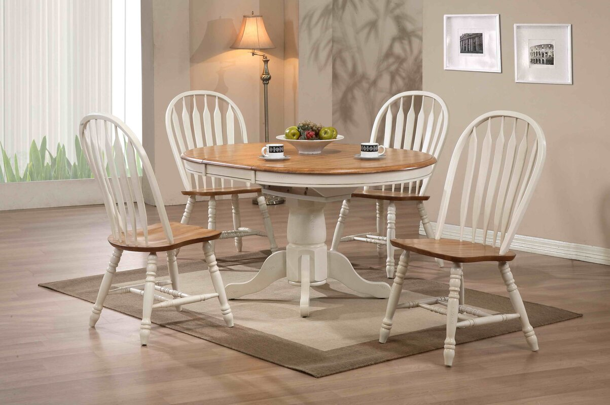 Extending Dining Room Table loon peak clarno extendable dining table & reviews | wayfair