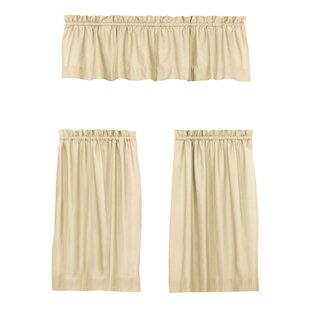 Brown And Beige Curtains