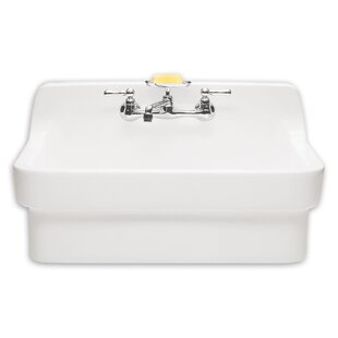 Save American Standard Ceramic 30 Wall Mount Bathroom Sink
