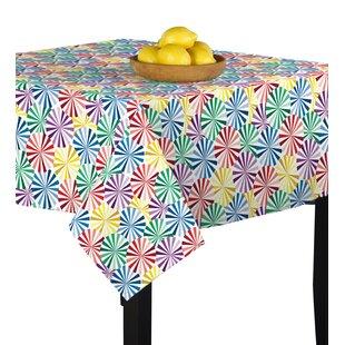 Superbe Beach Umbrellas Tablecloth