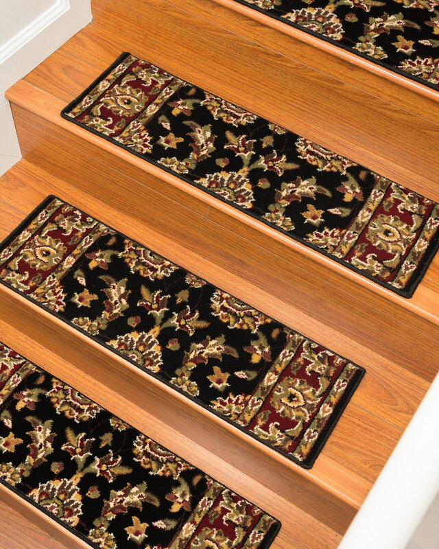Sydney Classic Persian Black Stair Tread