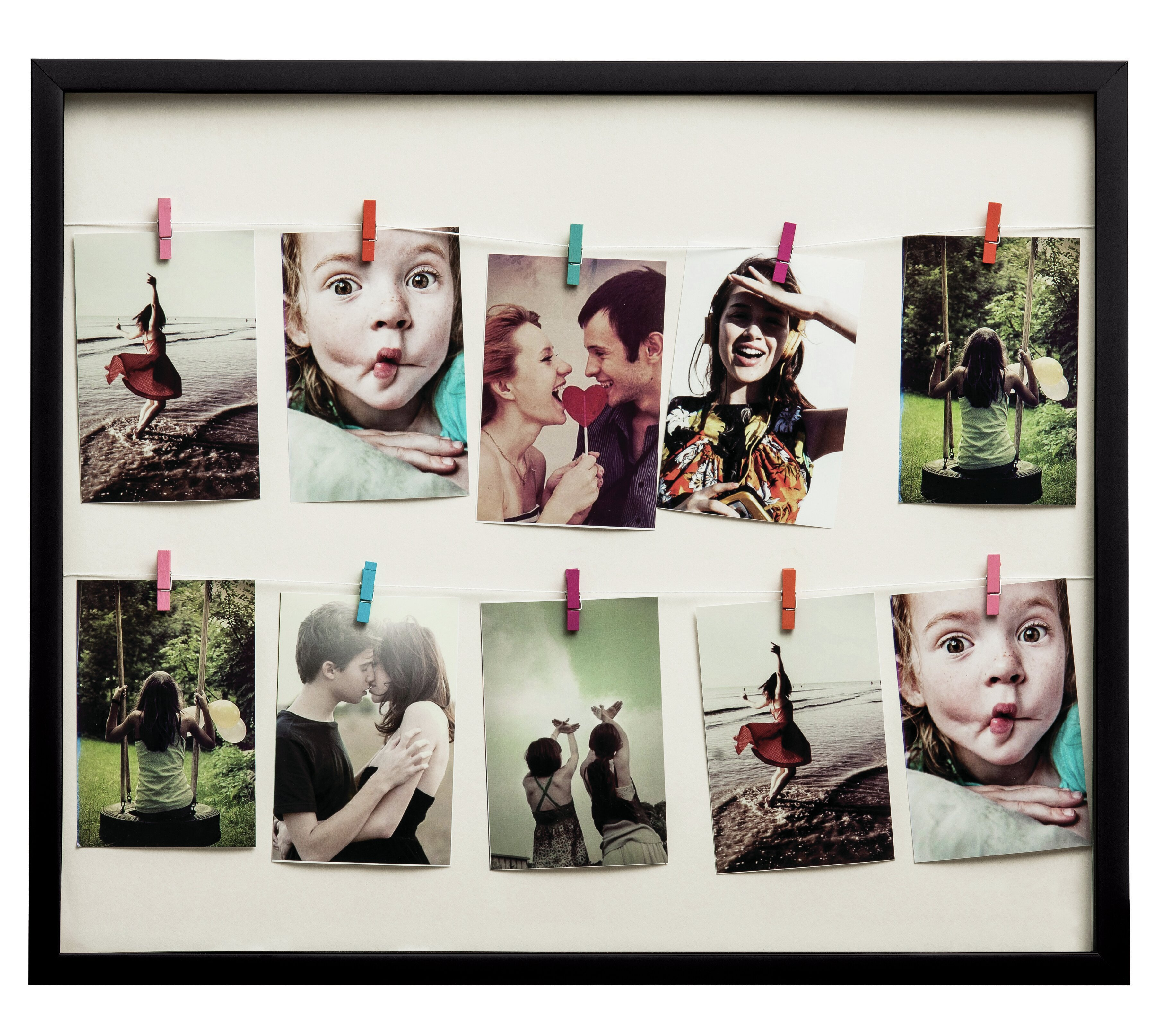 All Home Collage-Rahmen & Bewertungen | Wayfair.de