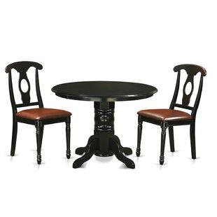 Sherlock 3 Piece Dining Set
