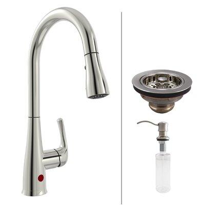 Kohler Sensate Touchless Kitchen Faucet with 15-1/2\