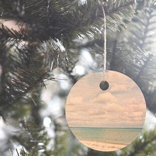 dream beach ornament