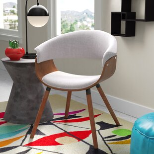 Zoe Bent Wood Accent Armchair