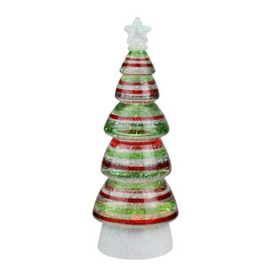 Battery Ceramic Christmas Tree Wayfair