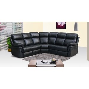 Carruthers Reclining Sectional by Darby Home Co
