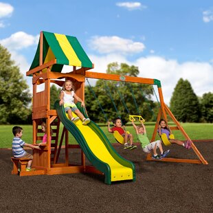 Backyard Discovery Swing Sets You Ll Love Wayfair