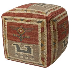 Judith Tribal Pouf Ottoman by ..