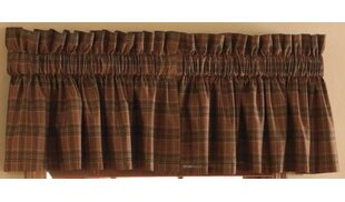 Esquibel Pine Cone 54 Window Valance