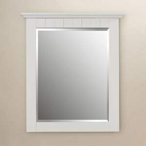 Gray Wall Mirror wall mirrors you'll love | wayfair