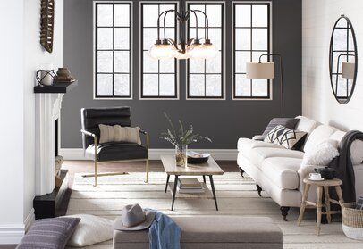Living Room Design Ideas Wayfair - Design-a-living-room