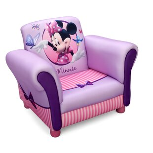 Minnie Mouse Childrenu0027s Armchair