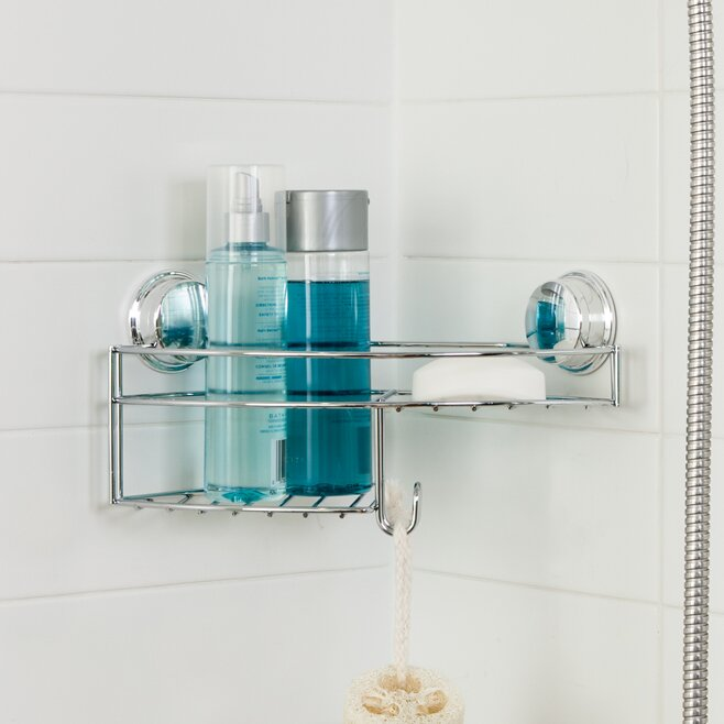 Twist N Lock Plus Shower Caddy