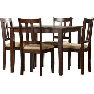 Wood Kitchen & Dining Room Sets You\'ll Love | Wayfair