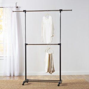 Bedroom Clothes Tree Rack Wayfair - Bedroom clothes rack