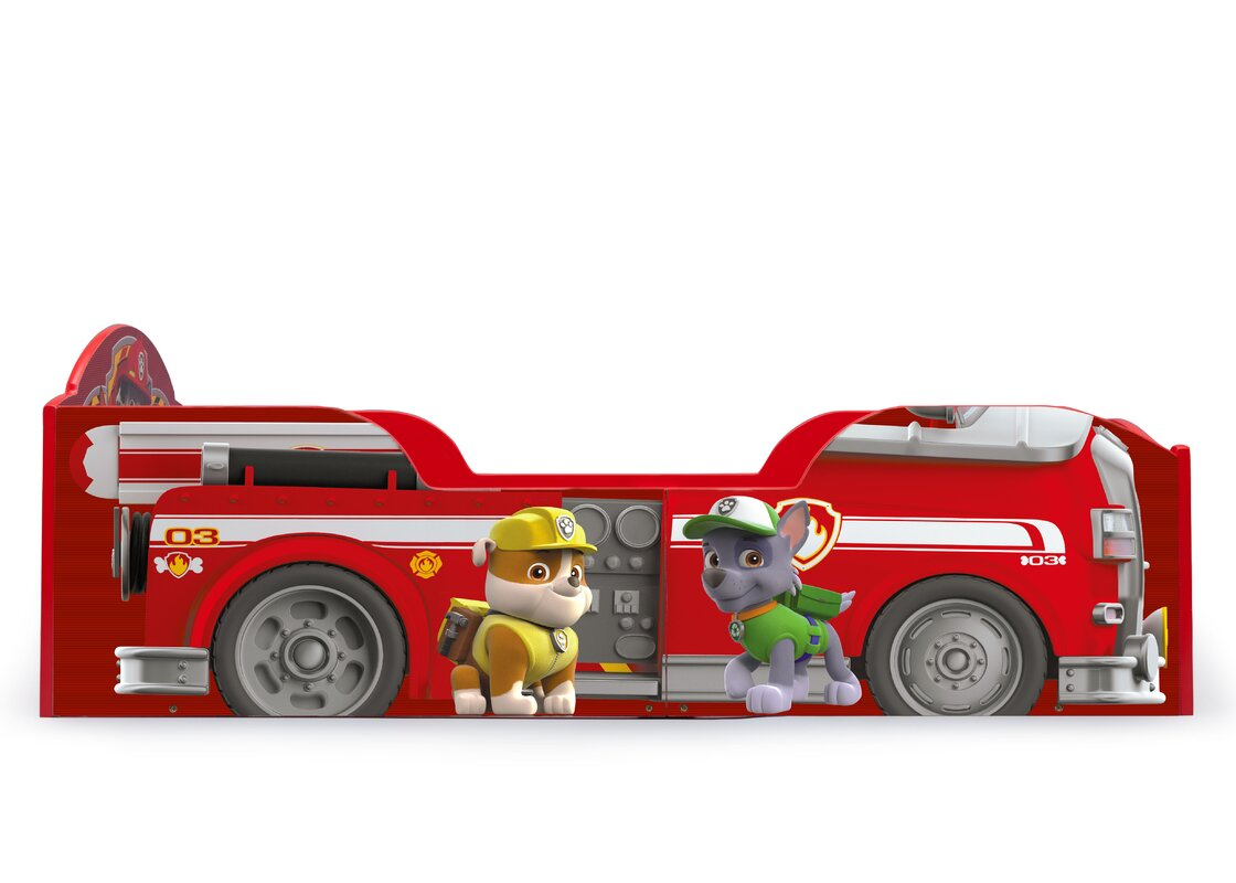 Paw Patrol Twin Bed Frame