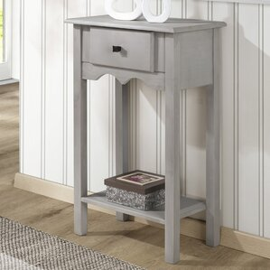 Pinard End Table by Gracie Oaks