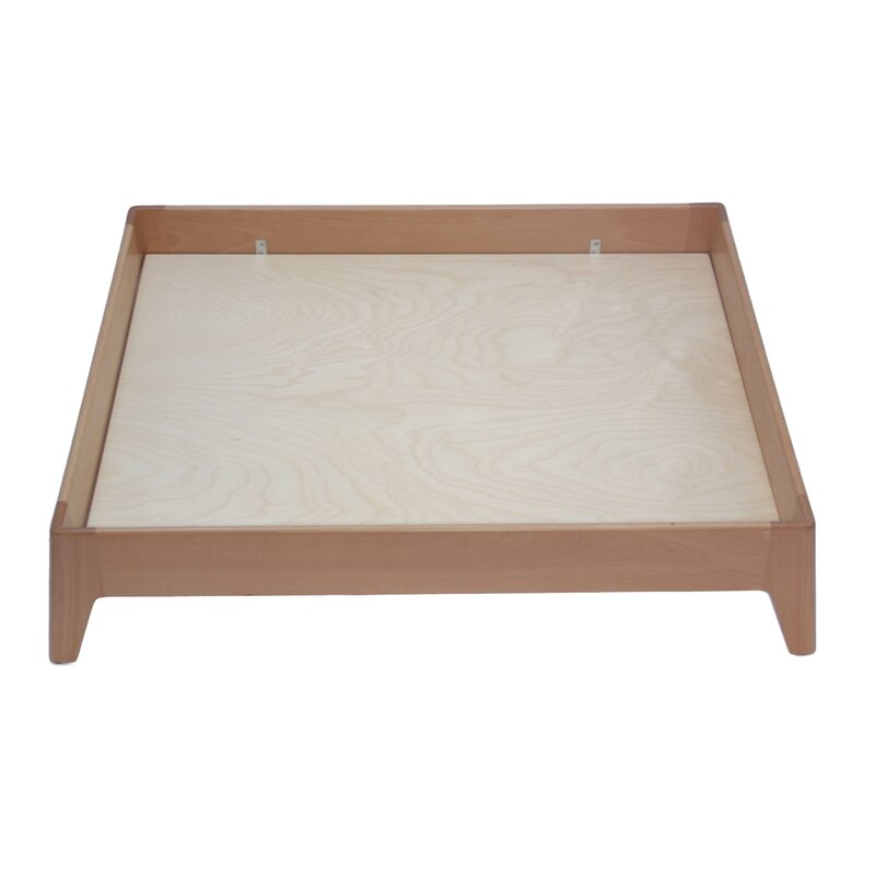 Wood Dog Bed Base