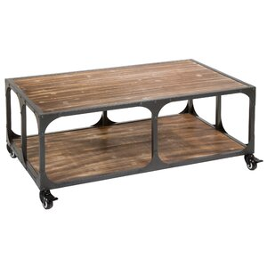 Industrial Style Coffee Table With Storage Part 52