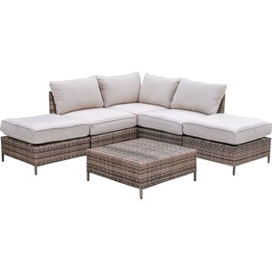 6-Piece Darby Patio Seating Group
